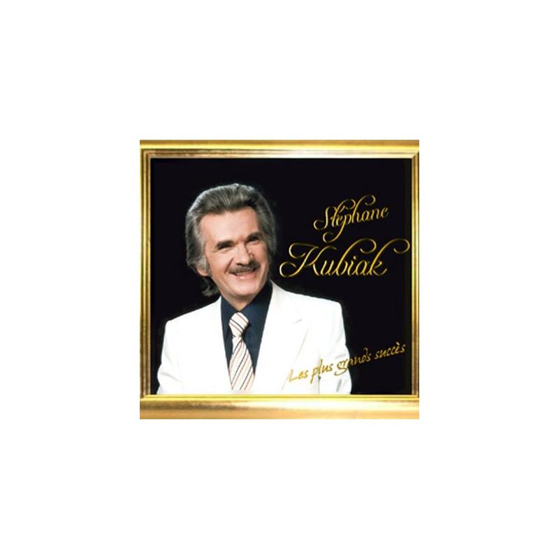 """Stéphane Kubiak """"Les plus grands succès"""""""
