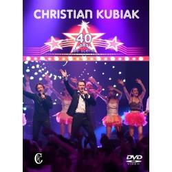 Christian Kubiak 40 ans de scène part.1